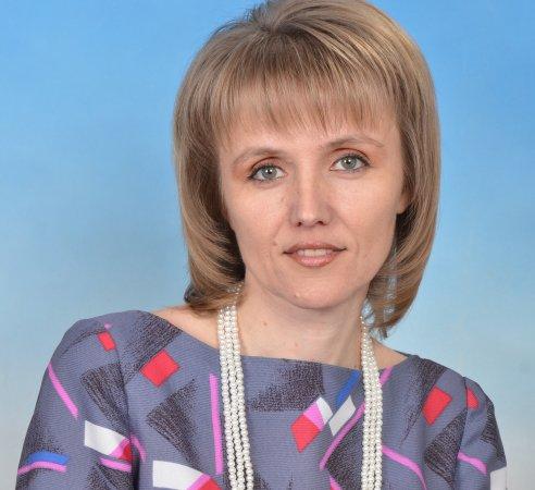 Ольга Арсієвич, фото з сайту вчительки