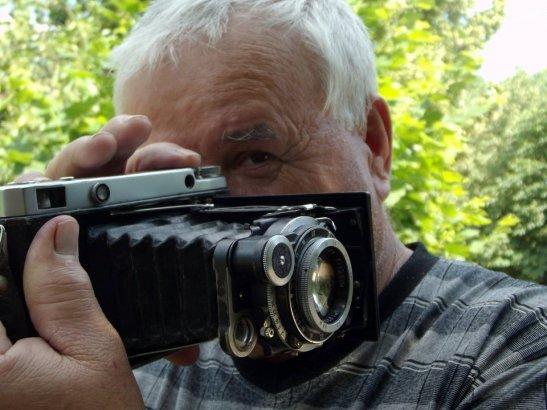 Василь Богуненко, фото з його ФБ-профілю