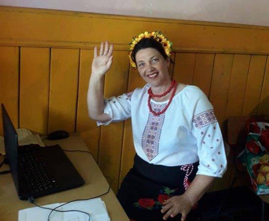 Вікторія Ступнікова