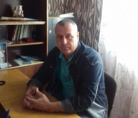 Юрій Сащенко, голова села Новоолександрівка