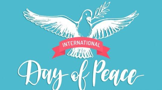 Аджамські школярі долучилися до PeaceDayChallenge, присвяченого Дню Миру