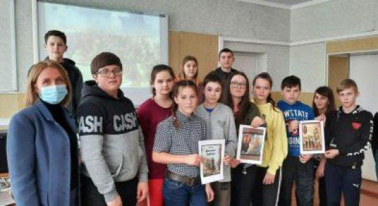 Діти вивчають історичне минуле українського народу.