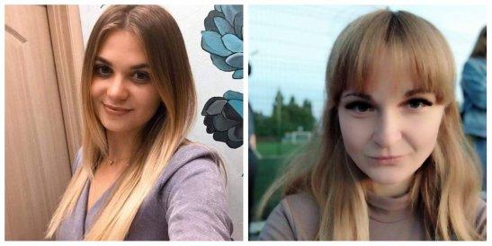 Лідія Андрєєва та Анна Крива