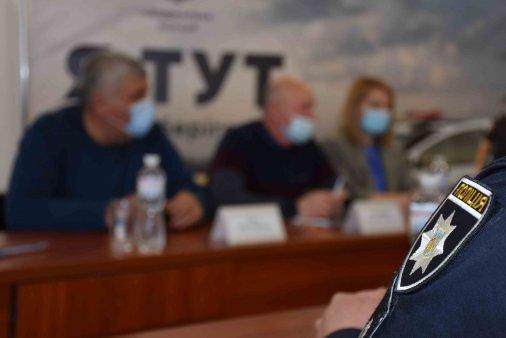 На Кіровоградщині ще шість територіальних громад підписали з поліцією меморандуми про співпрацю