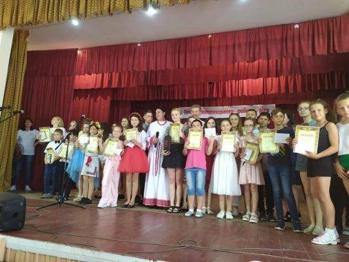 Емоції через край: в Аджамці відбувся фестиваль «Голос-діти» Кропивницького району!