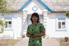 """Валерія Кривошапка, фото - """"Точка доступу"""""""